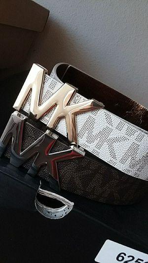 Michael kors belts for Sale in Oakland, CA