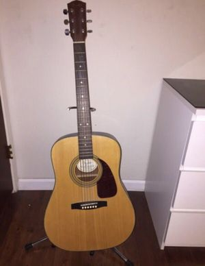DG-7 Fender Acoustic Guitar for Sale in Mountain View, CA