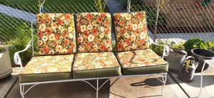 Patio furniture vintage for Sale in Westchester, IL