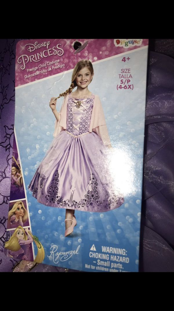 Disney Rapunzel Dress/Costume