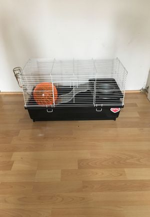 Kaytee small animal cage w/ extras for Sale in Pittsburgh, PA