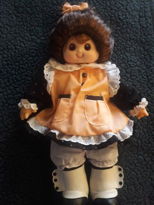 "VINTAGE ""POPPYSEED"" DOLL for Sale in Redford Charter Township, MI"