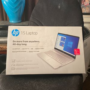 HP 15 Laptop for Sale in Los Angeles, CA