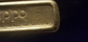 Vintage Brass zippo lighter for Sale in Las Vegas, NV