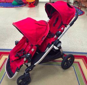City select double stroller for Sale in Alexandria, VA