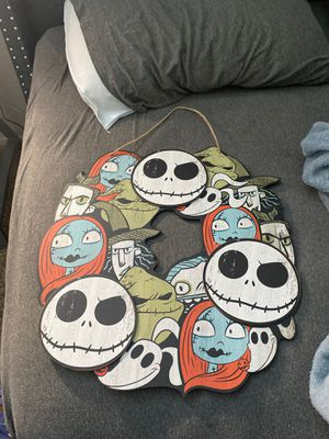 Nightmare before Christmas decor for Sale in Irwindale, CA