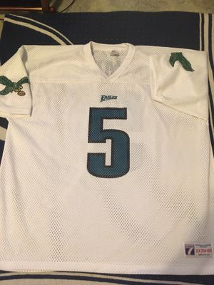 Vintage logo 7 Philadelphia eagles jersey for Sale in Vancouver, WA