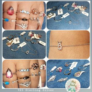 925 Sterling silver rings $10 & $5 off for Sale in TWN N CNTRY, FL