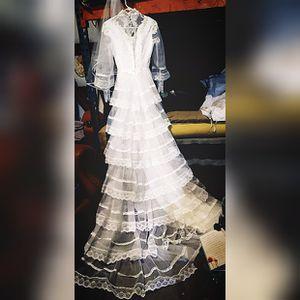 Stunning vintage wedding dress for Sale in Spokane, WA