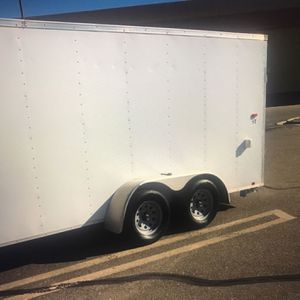Clean 7x16 Look Trailer for Sale in Tampa, FL