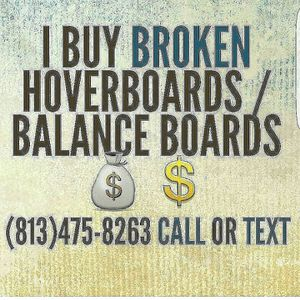 I buy hoverboards for Sale in Tampa, FL