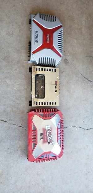 Amps for Sale in Phoenix, AZ