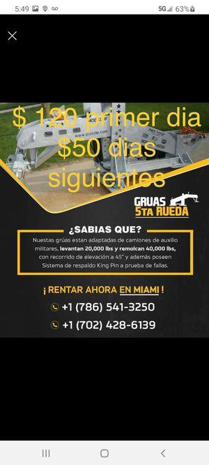 Grua quinta rueda for Sale in Miami, FL