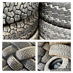Used All Terrain Tire Sets for Sale in Houston, TX
