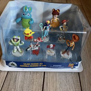 Toy Story Deluxe Figurines for Sale in Whittier, CA