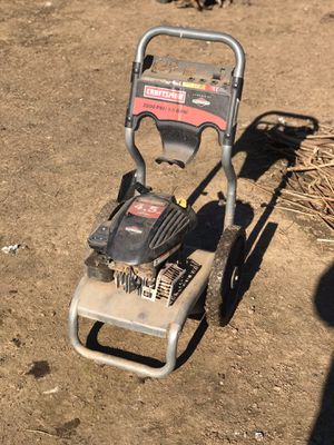 2200 psi Craftsman Gas Pressure Washer for Sale in Vancouver, WA