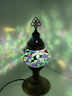 Hand Made Mosaic Table Lamps SALE !!!! for Sale in Boston,  MA