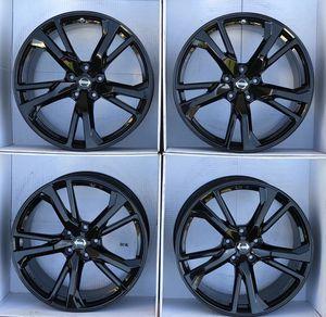 "19"" Nissan 370Z Black Wheels Rims for Sale in Huntington Beach, CA"