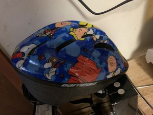 Kids bike helmet charly brown for Sale in Chicago, IL