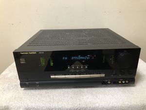 Harman Kardon AVR-320 Stereo Receiver No Remote Control for Sale in Costa Mesa, CA