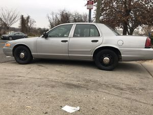 2008 FORD CROWN VIC DC INSPECTED for Sale in Chevy Chase, DC