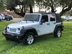 2015 Jeep Wrangler for Sale in Miami, FL