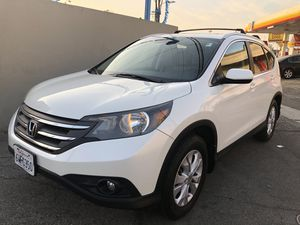 2012 HONDA CRV EX L AUTO MOON ROOF NAVIGATION REAR CAMARA for Sale in Los Angeles, CA