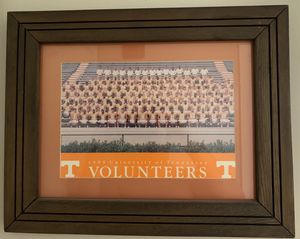 1999 Tennessee Volunteers Football Team Photo for Sale in Knoxville, TN