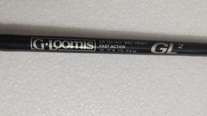 Fishing Rods - G Loomis GL2 CR 723, Lew's, Abu Garcia for Sale in Hayward, CA