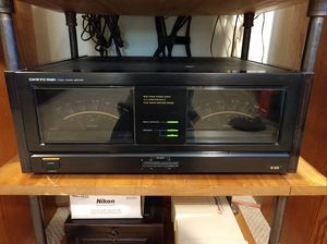 Onkyo Integra M-504 Stereo Power Amplifier M504 Amp Vintage for Sale in West Chester, PA