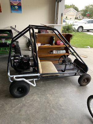 Trade Murray Go Kart for dirt bike and cash on my end. for Sale in Tavares, FL