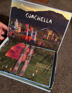 Coachella Weekend 1 Passes 2020 for Sale in La Jolla, CA