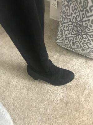 Thigh high heel boots for Sale in Westland, MI