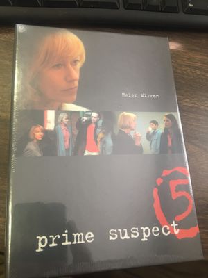 Prime Suspect 5 dvd box set for Sale in Greenwood, SC