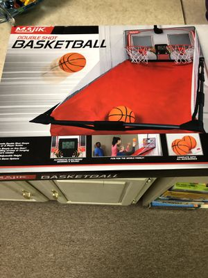 Dueling basketball game for Sale in Boonville, IN