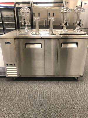 Commercial draft beer keg cooler commercial refrigerator for Sale in Kent, WA