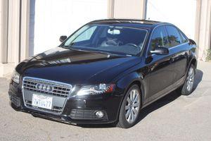2011 Audi A4 Premium Plus for Sale in Sacramento, CA