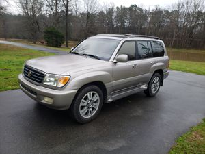 2001 Toyota Land Cruiser landcruiser for sale for Sale in Rock Hill, SC