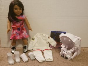 2018 Girl of the Year American Girl Doll Luciana and Spacesuit for Sale in Gahanna, OH