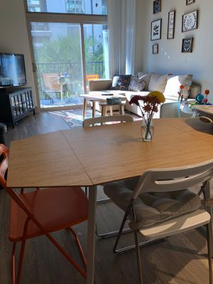 IKEA dining table and 2 coffee tables. for Sale in Columbia, SC