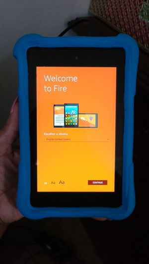 Amazon Fire tablet for Sale in Columbia, MD