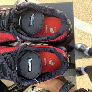 """Nike Airmax Plus """" Supreme Black """" for Sale in Atlanta, GA"""