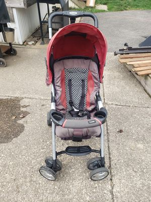 Combi Red & Grey Stroller for Sale in North Tonawanda, NY