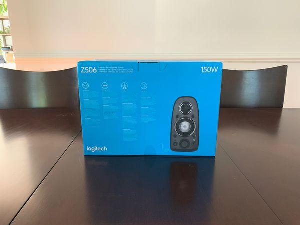 New Logitech speakers