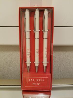 Rae Dunn pen set for Sale in Poulsbo, WA
