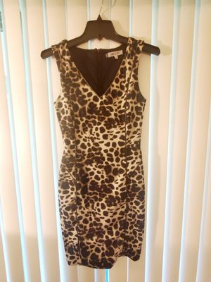 Lepard JLo Dress size 2 for Sale in Pittsburgh, PA
