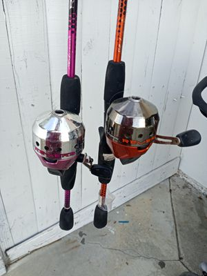 2 fishing rods for Sale in Anaheim, CA