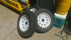 trailer tires for Sale in Moccasin, CA