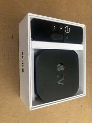 Apple TV 4K 32GB for Sale in Arlington, TX
