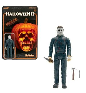Halloween 2 Michael Meyers Re-Action Figure for Sale in Holly Hill, FL